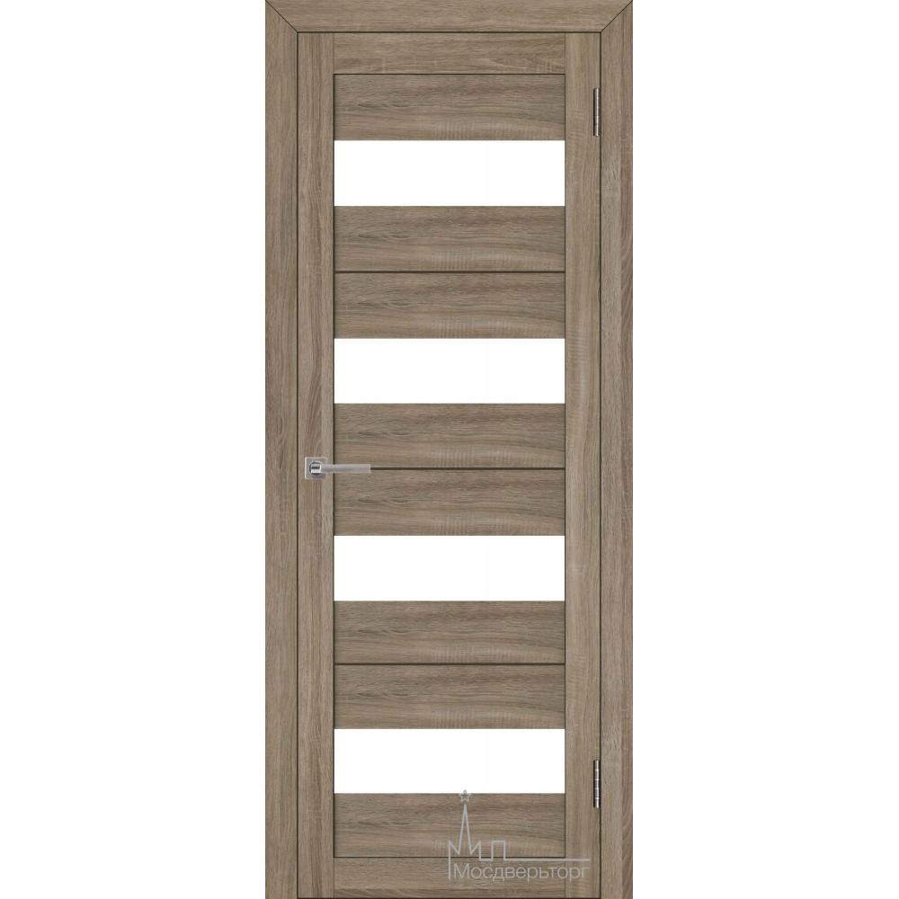 Межкомнатная дверь Экошпон 56002 дуб натуральный