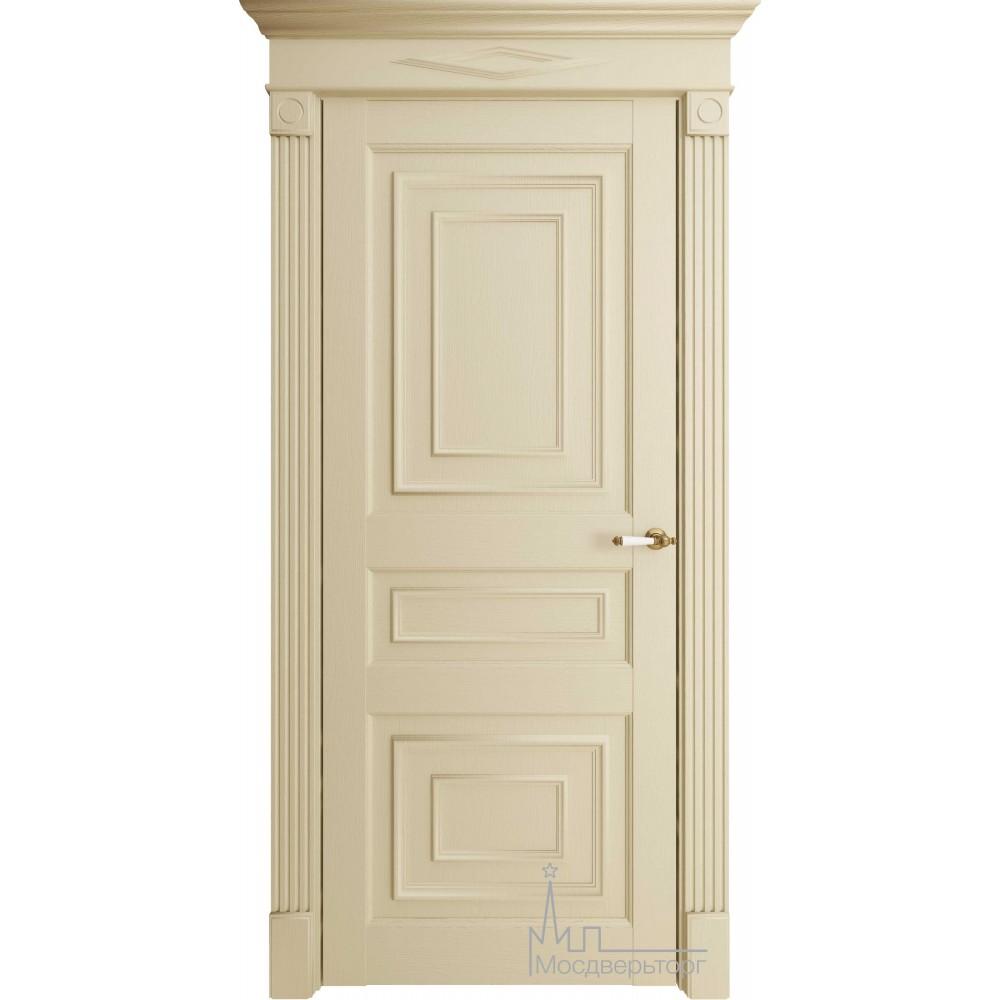 Межкомнатная дверь Экошпон 62001 керамика глухая