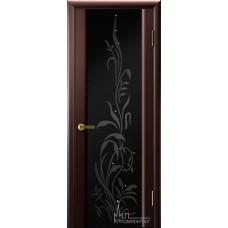 Межкомнатная дверь Эксклюзив 2 венге