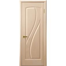 Межкомнатная дверь Мария беленый дуб глухая