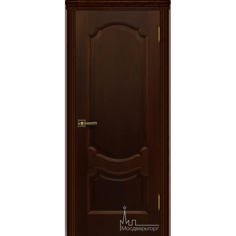 Межкомнатная дверь Монако дуб тон 2, , глухая