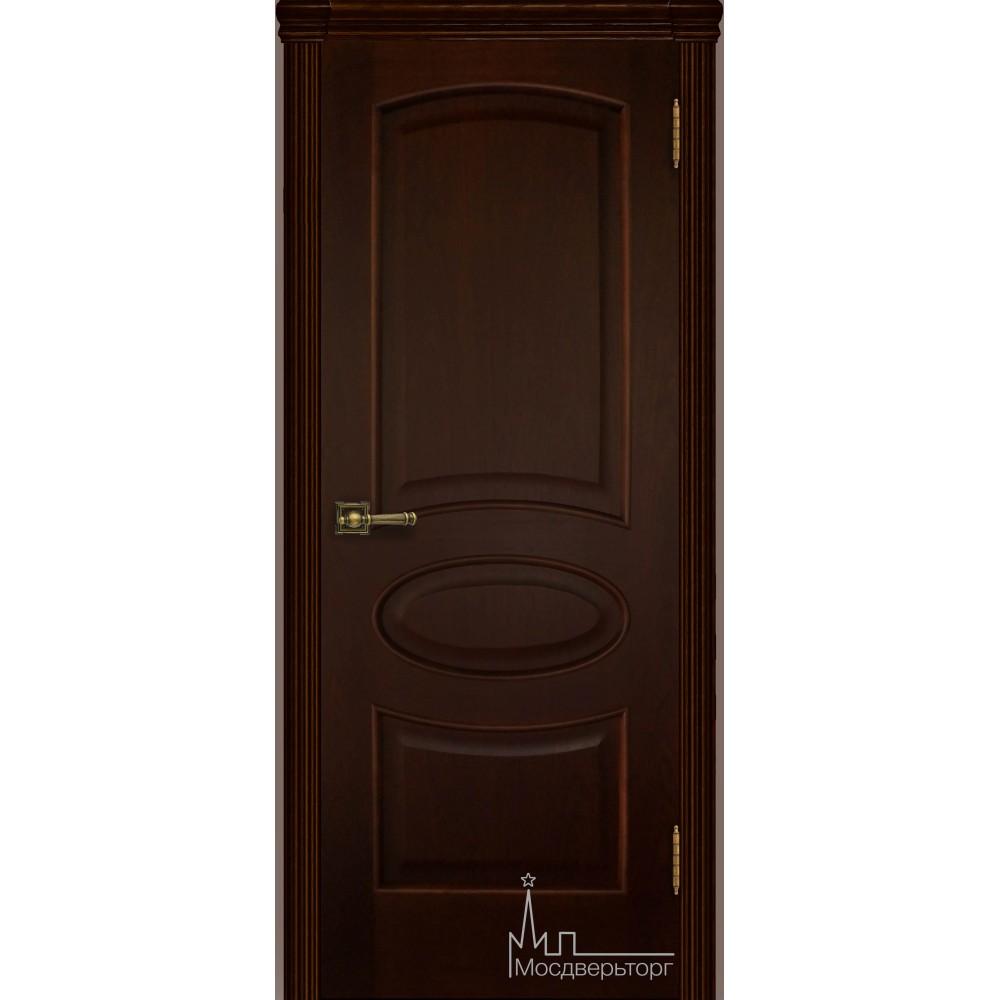 Межкомнатная дверь Оливия дуб тон 2, глухая