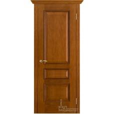 Межкомнатная дверь Вена античный дуб глухая