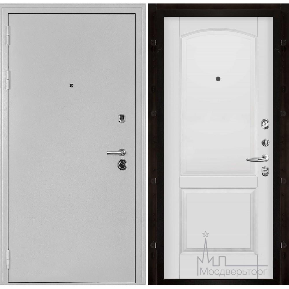 Колизей белое серебро панель Фоборг эмаль белая массив ольхи