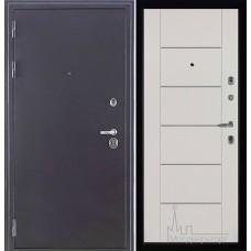 Колизей темное серебро панель Лайт МD - 003 Белый ясень