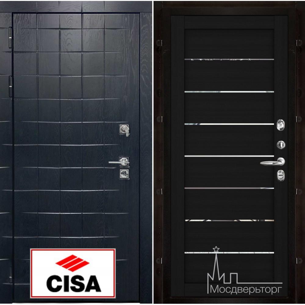 """Сенатор плюс, панель 2125 шоко велюр с замком """"Cisa"""""""