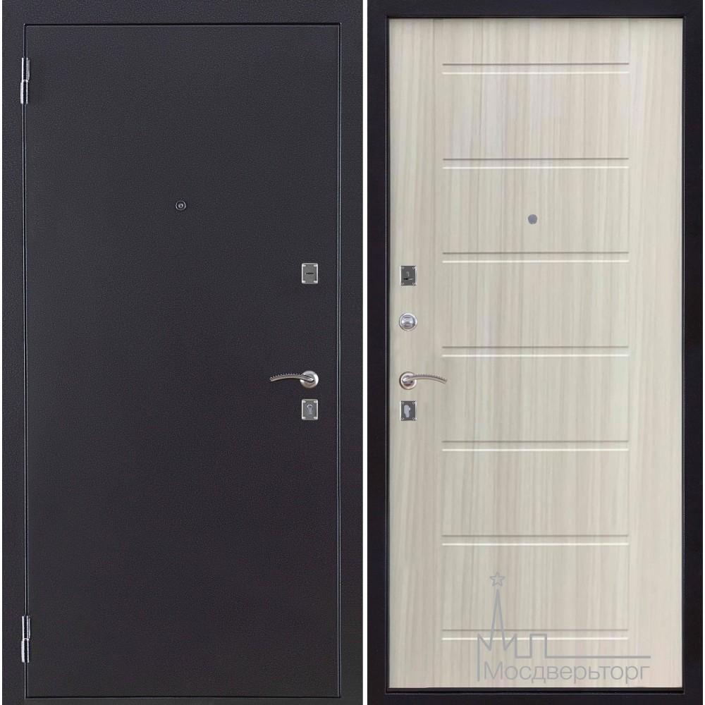 Входная дверь Триумф ФЛ классик  А-027 дуб сонома светлый