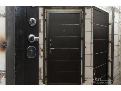 Усиление проема входной двери
