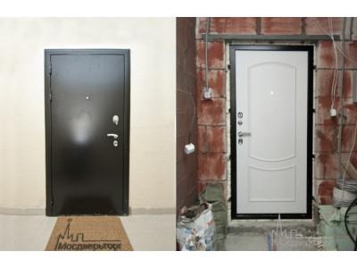 Металлическая дверь Колизей